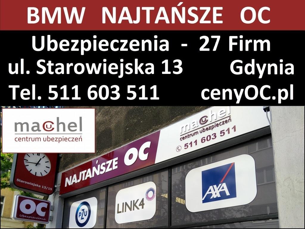 BMW OC Gdynia