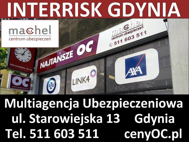 Interrisk Gdynia Starowiejska 13