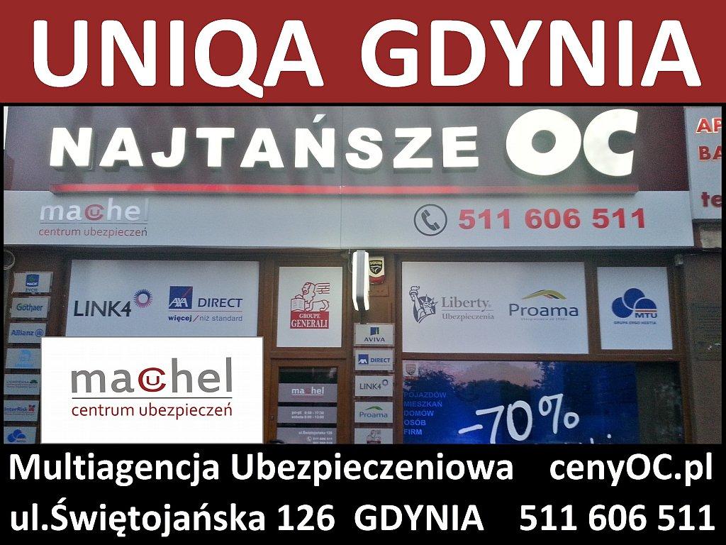 Uniqa Gdynia