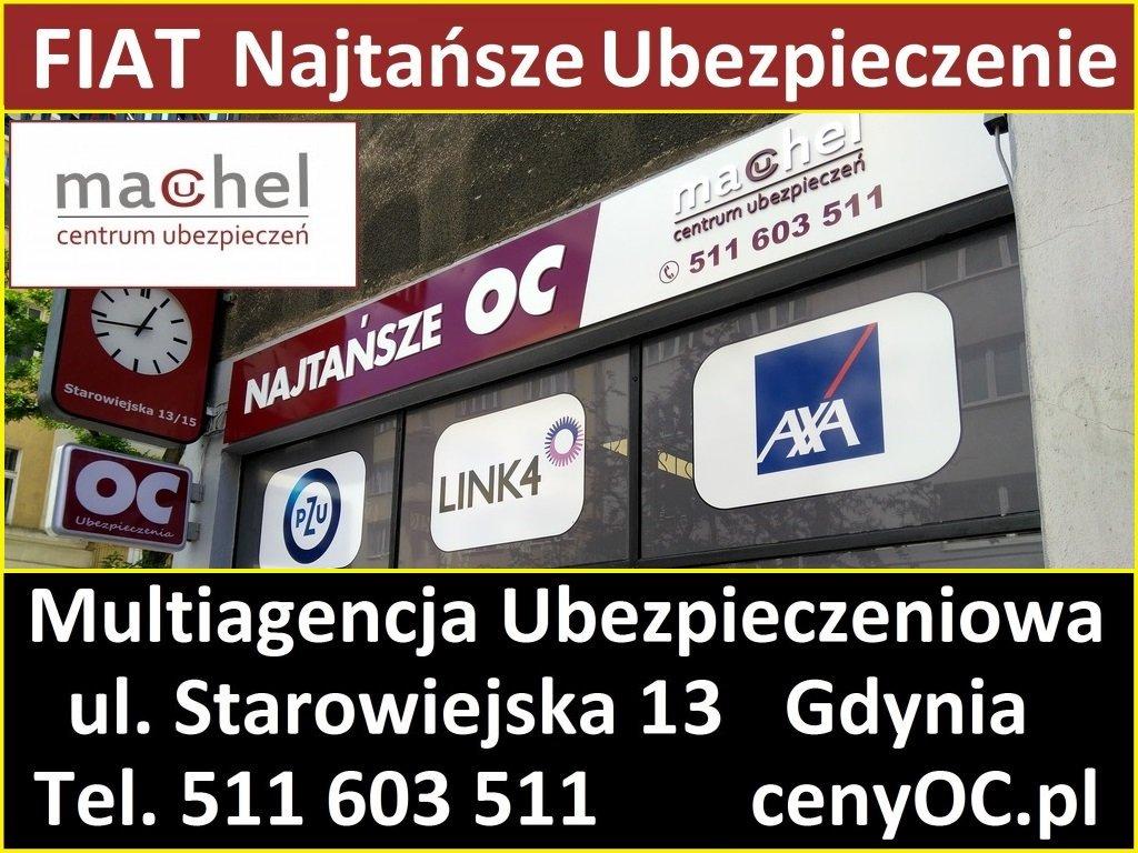 Fiat OC Gdynia