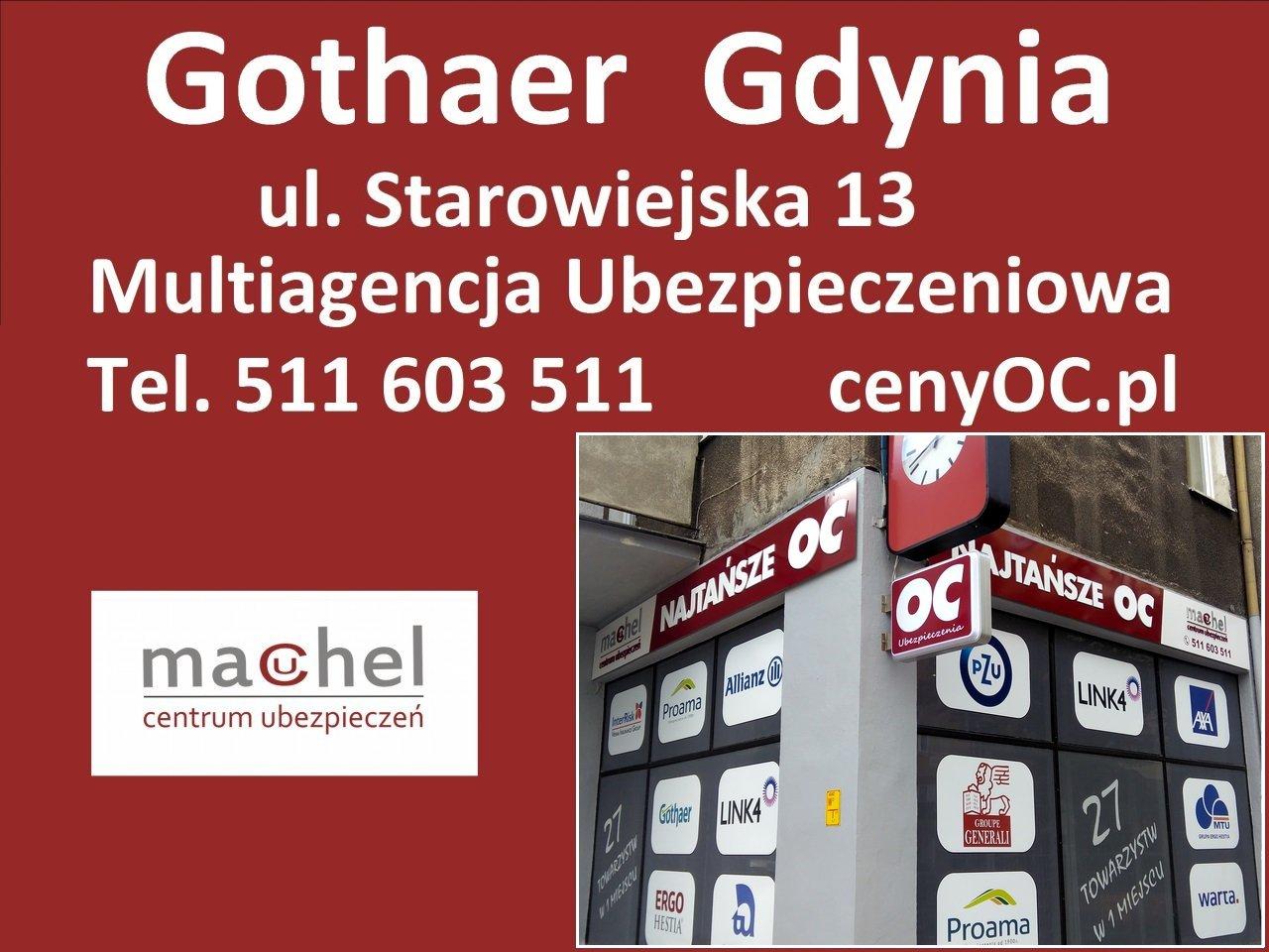 Gothaer Gdynia Starowiejska 13