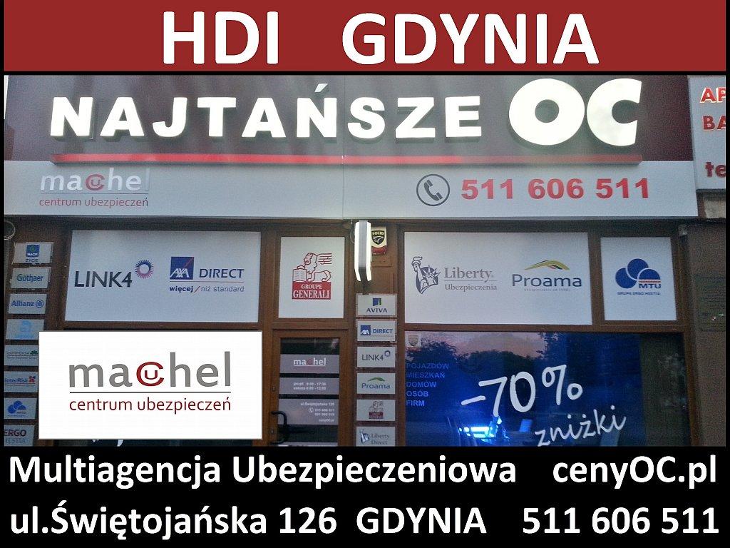 HDI Asekuracja Gdynia