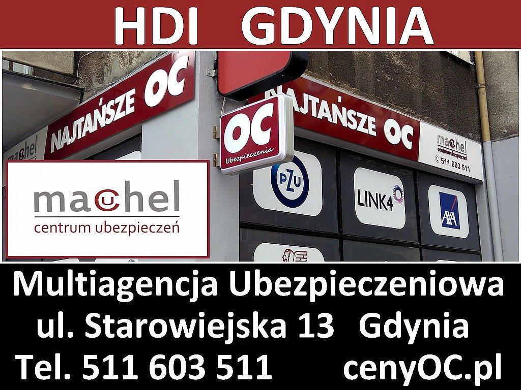 HDI Ubezpieczenia Gdynia