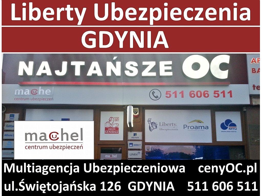 Liberty Ubezpieczenia Gdynia