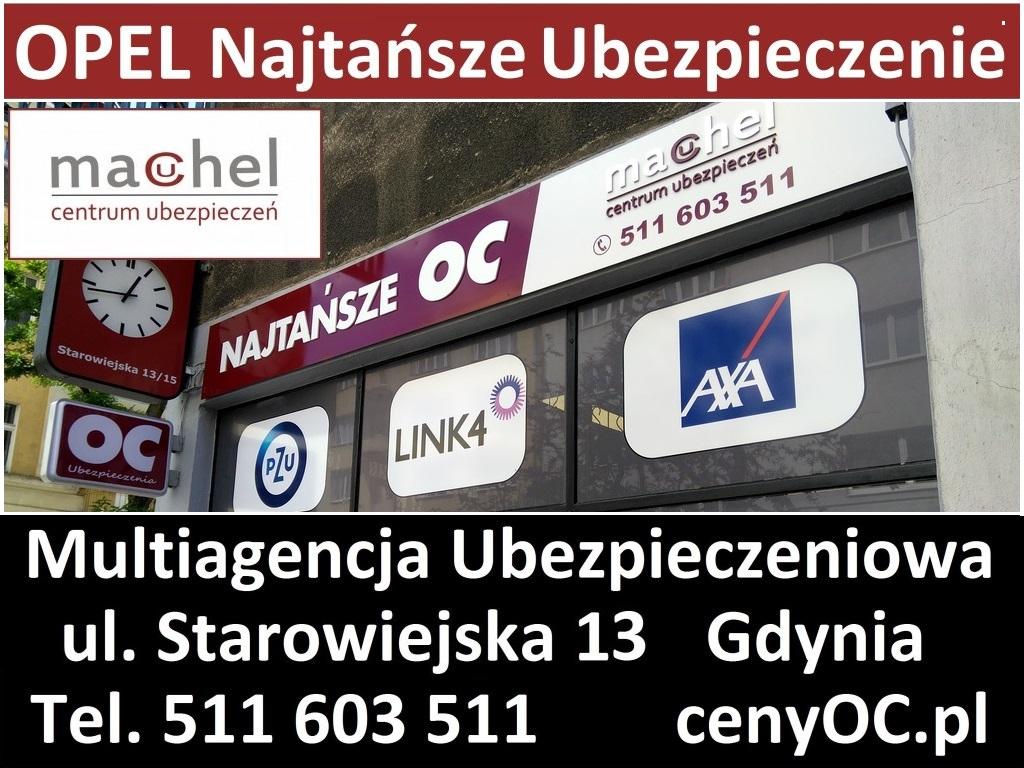 Opel OC Gdynia