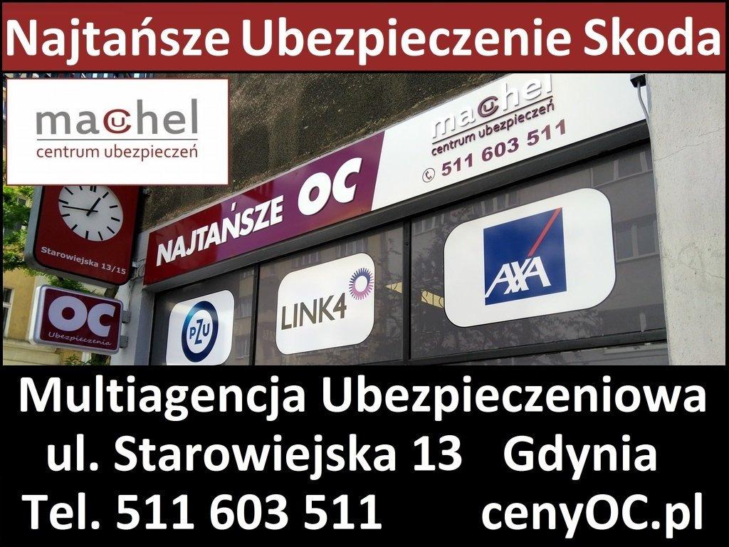 Skoda OC Gdynia