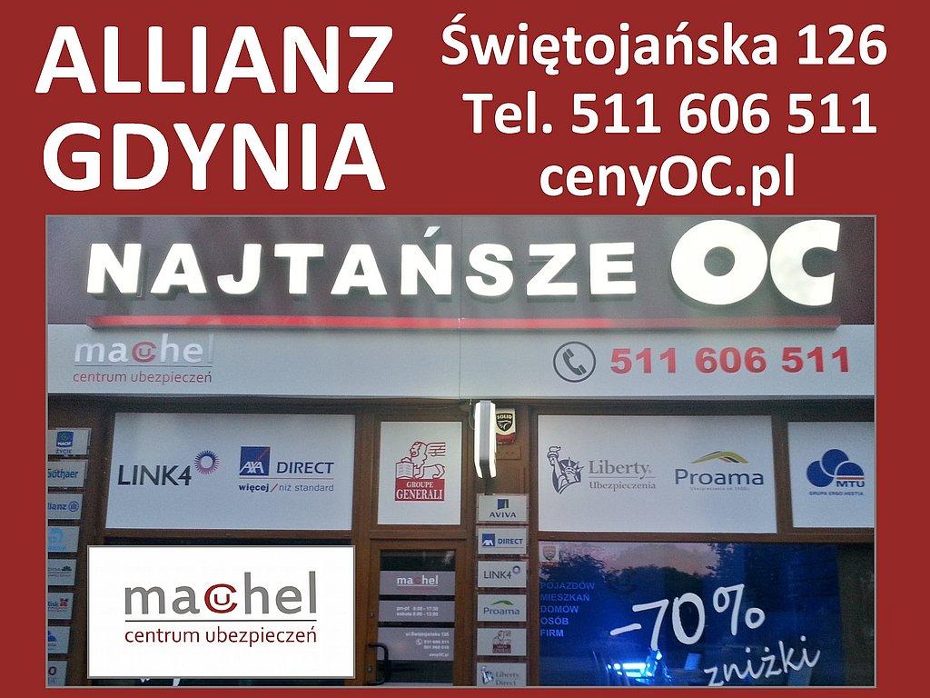Allianz Gdynia Świętojańska
